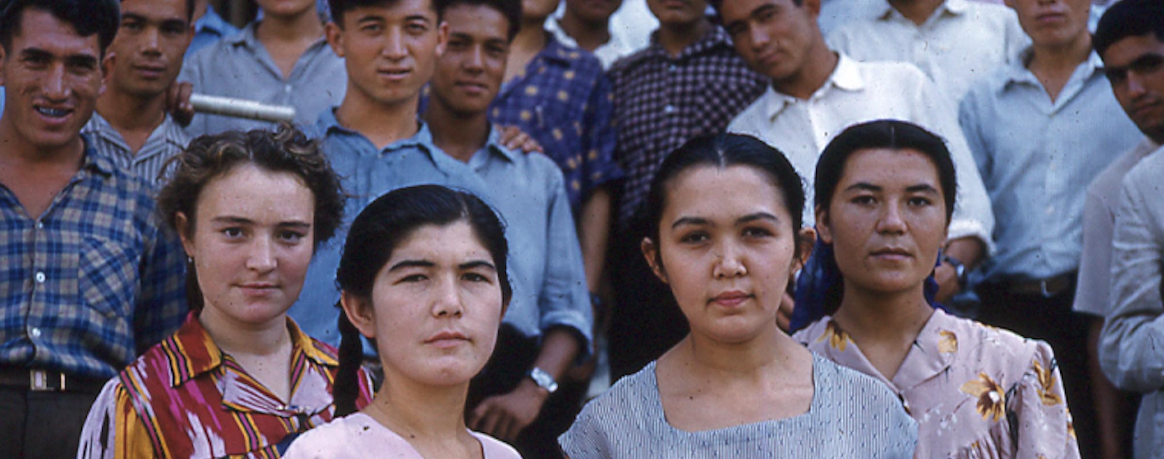 1961Tashkent Students T16 058 header image