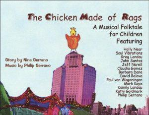 Chicken Made of Rags CD Cover