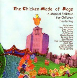 Chicken Made of Rags CD cover image