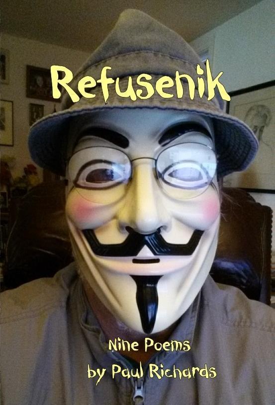 Refusenik Front cover