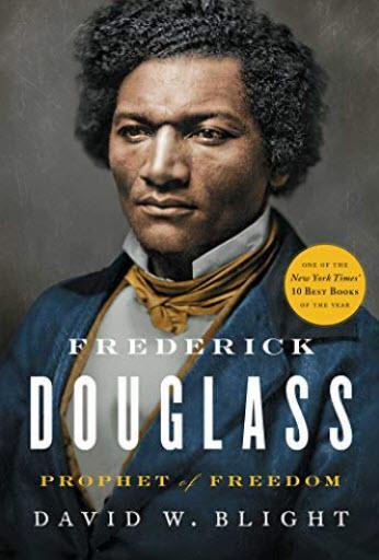 Frederick Douglass Prophet of Freedom cover