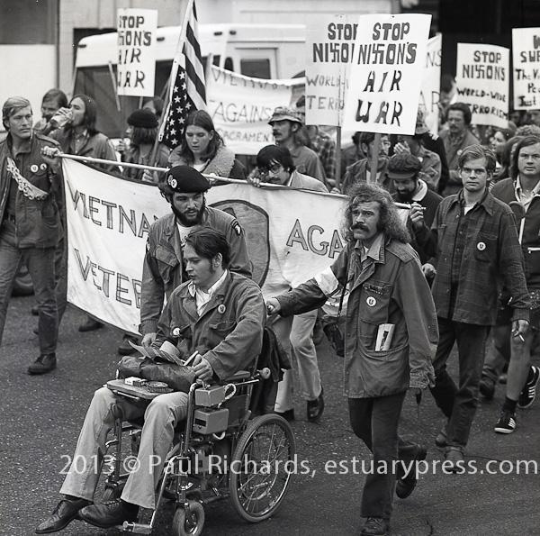 October 14, 1972, San Francisco Peace March