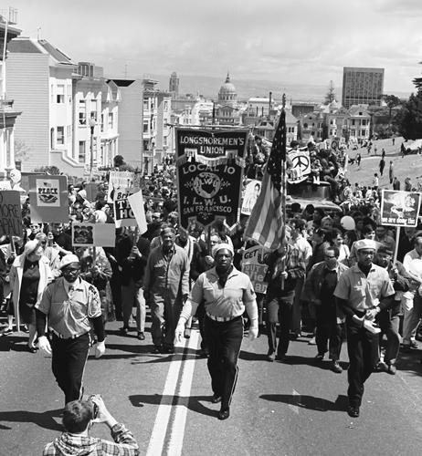 1967 Spring Mobilization against the War in Vietnam