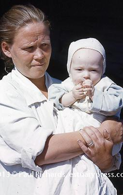 Women and Children in Moscow, 1961