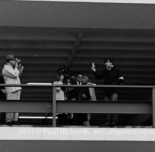 December, 1967 Stop the Draft Week