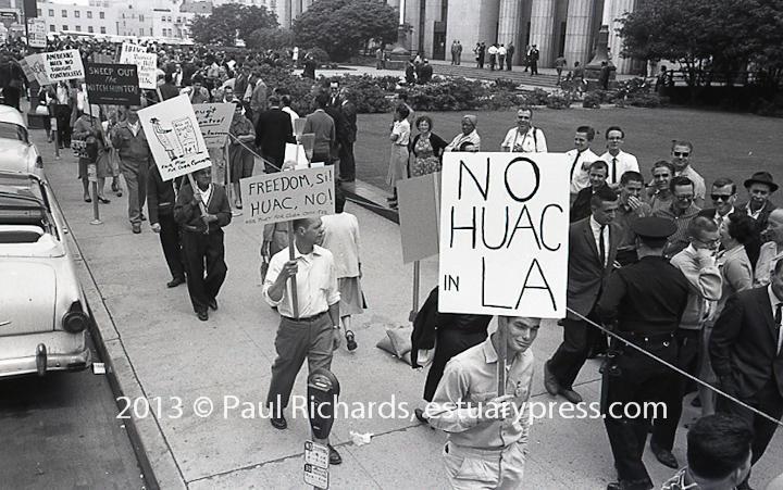 Peace and HUAC, 1960-63