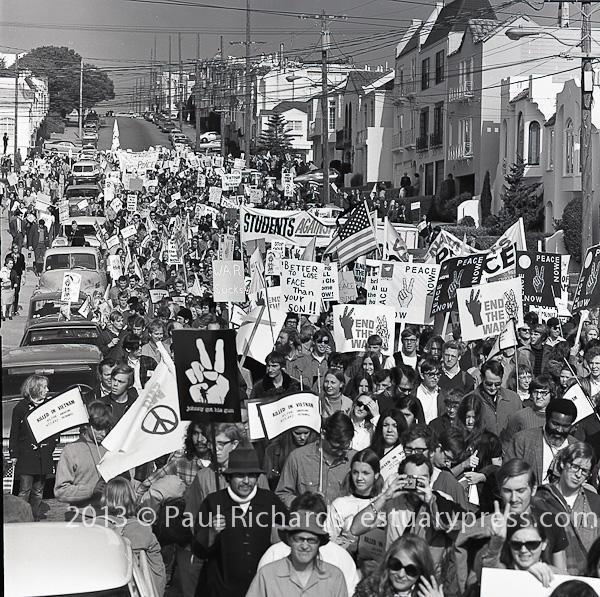 Nov 15, 1969 SF Moratorium Peace March