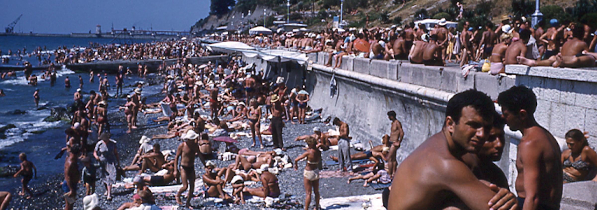 1961 Sochi Beach T9 009 header image 2400