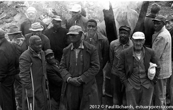 Migrant Farm Workers, Stockton, California, January 1, 1964.