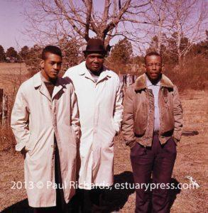 1963, Mississippi Voter Registration Activists.