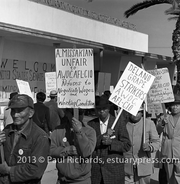 Farm Workers on Strike, 1959-1966