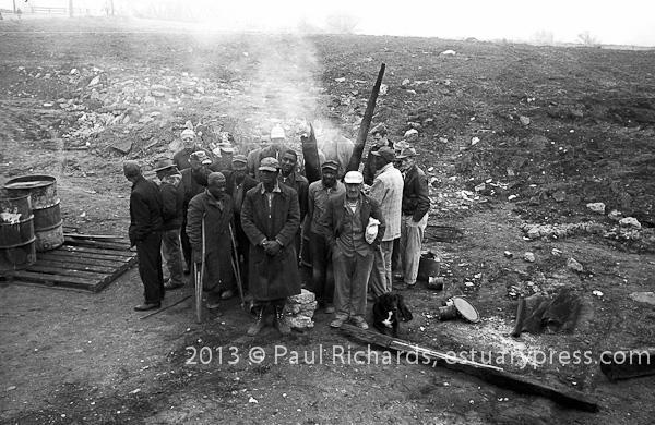 Farm Workers in the Winter of 1964