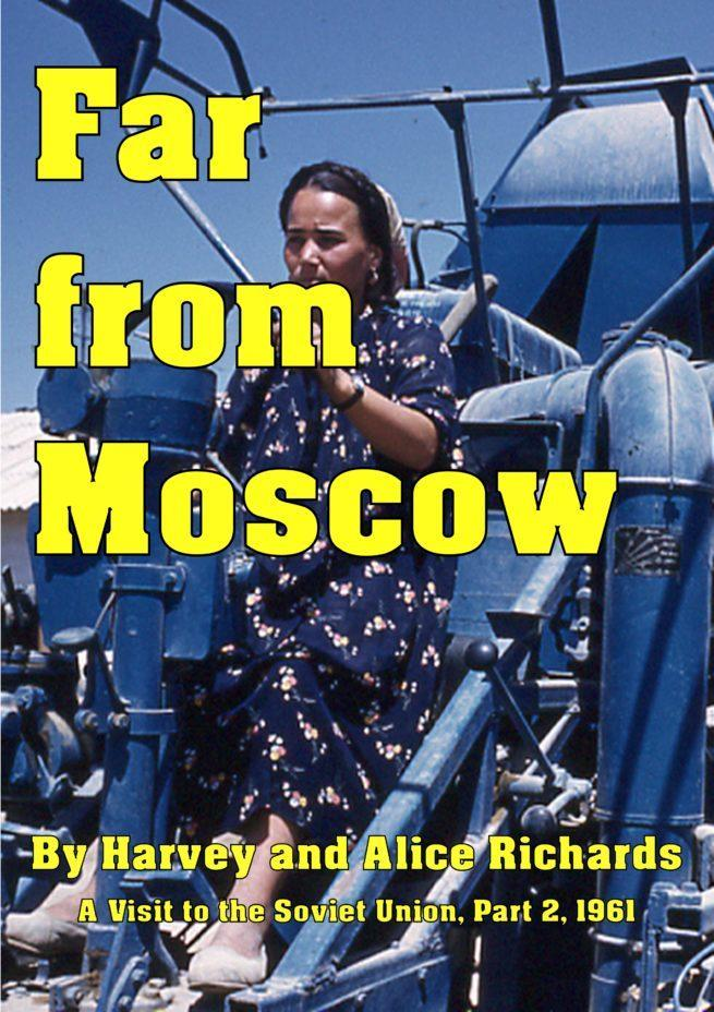 Far from Moscow HD1548 x 2193