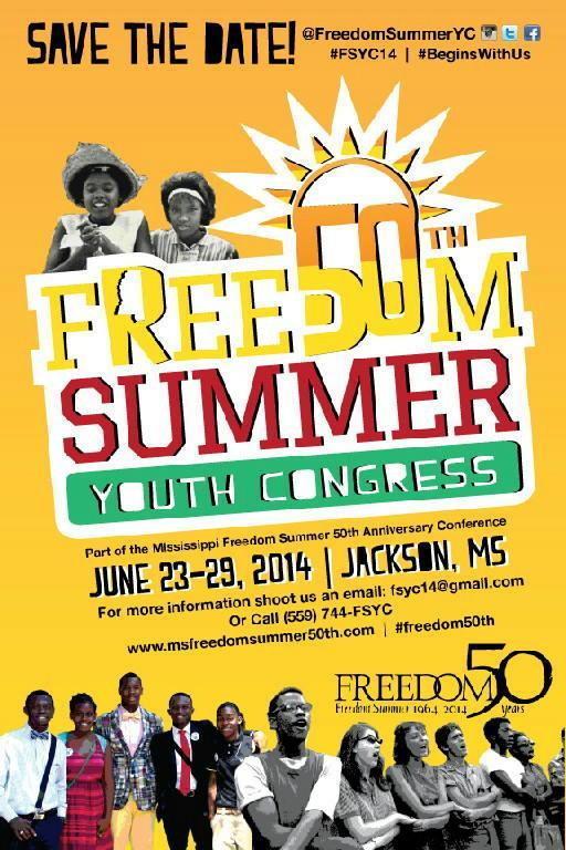 Freedom Summer 50th