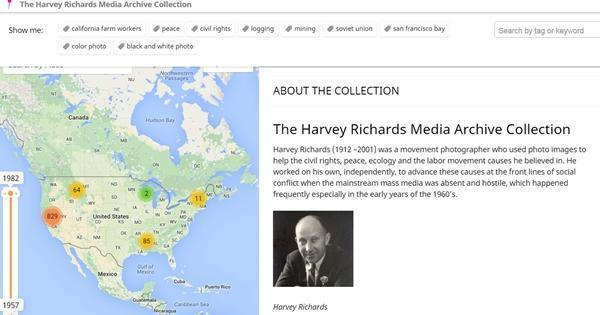 Historypin HWR screen shot small