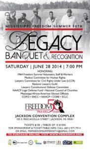 Mississippi Banquet flyer photo