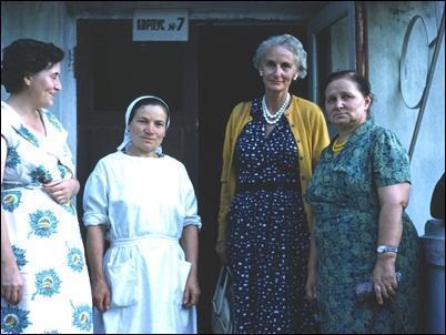 Alice in Russia, 1961
