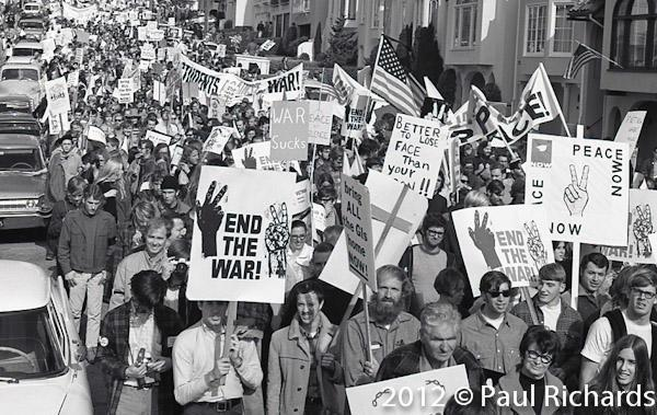 November 15, 1969 San Francisco Peace March