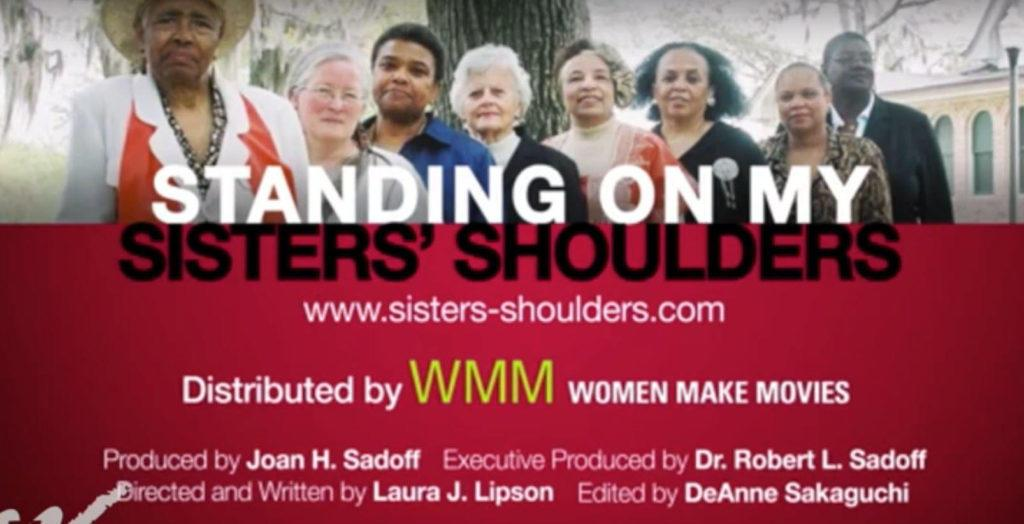 Standing on My Sisters' Shoulders