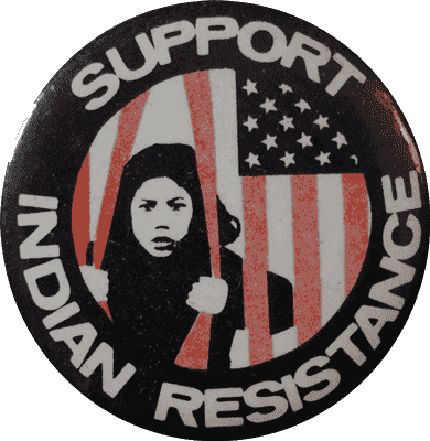 Support Indian Resistance button small
