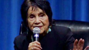 dolores huerta revolution in the