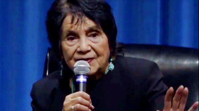 Dolores Huerta: Revolution in the Fields/Revolución en los campos