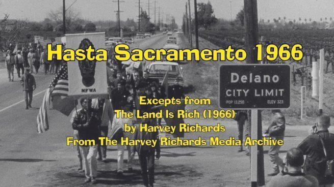 Hasta Sacramento 1966 HD Video Joins Smithsonian Traveling Exhibition