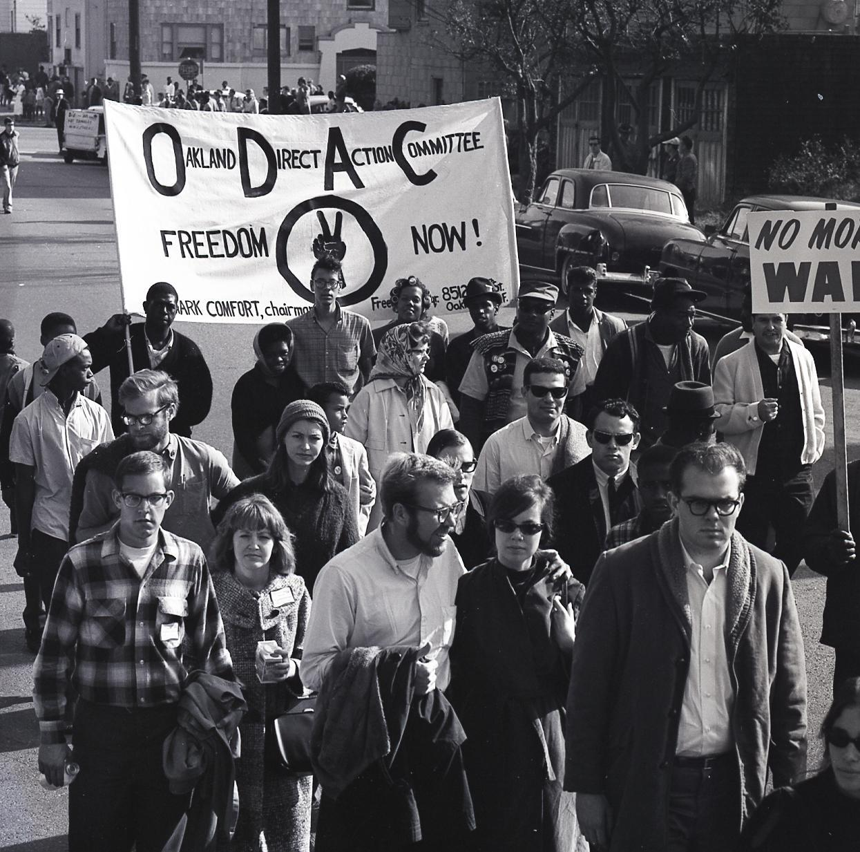 Vietnam Day Committee Protest, November 20, 1965
