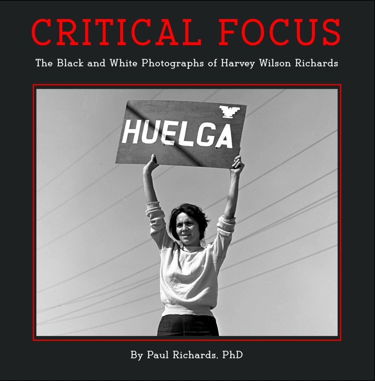 Critical Focus front Cover