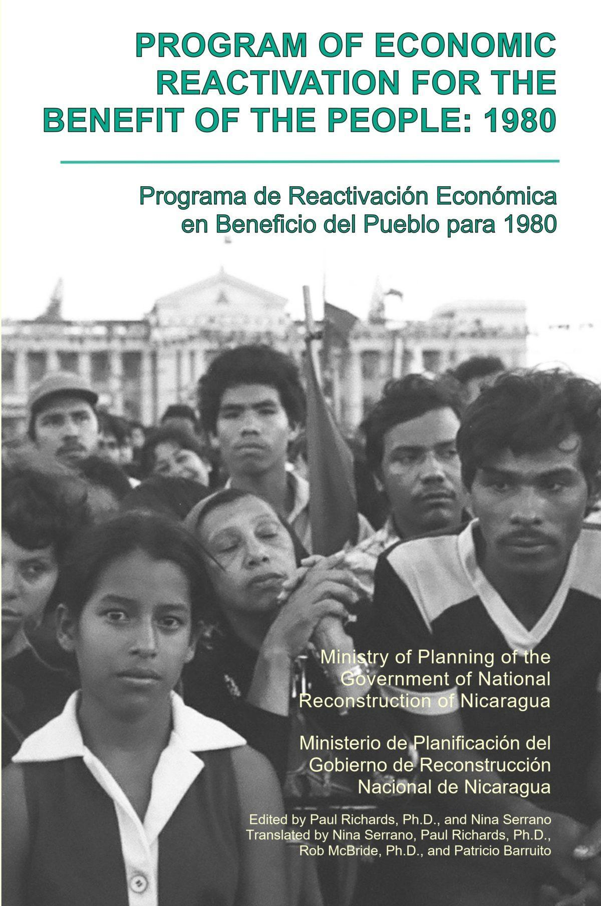 Book Reviews of the Program of Economic Reactivation