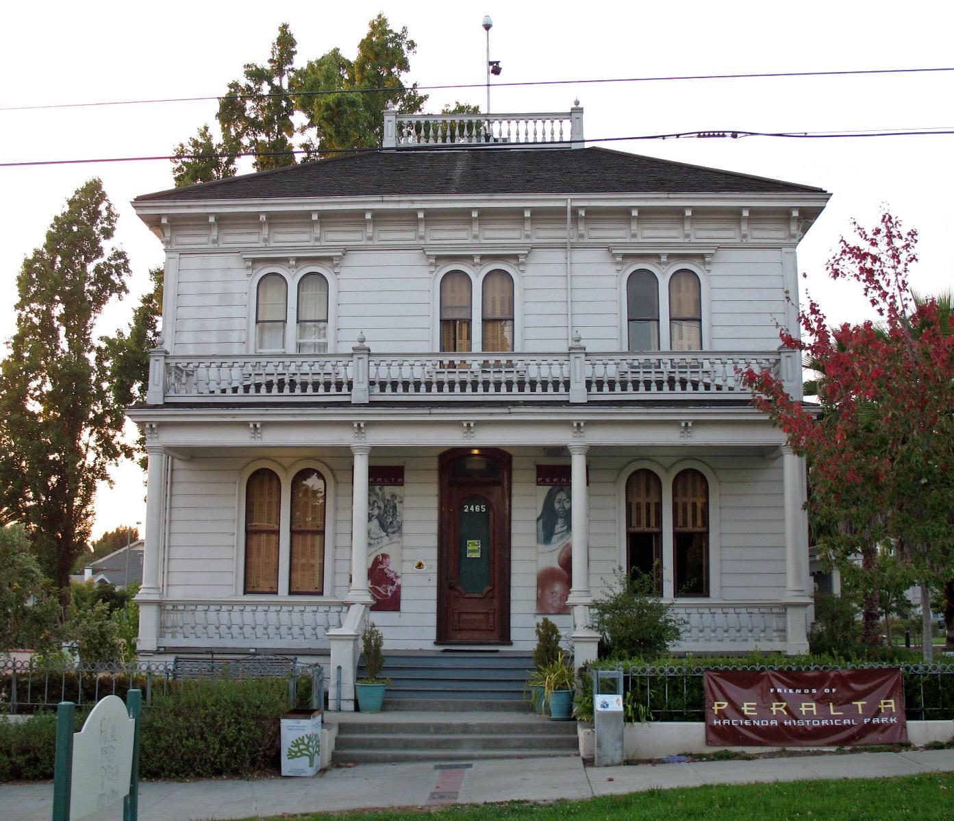 Antonio Maria Peralta House Oakland CA
