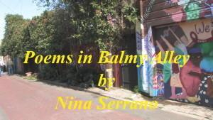 Balmy Alley title