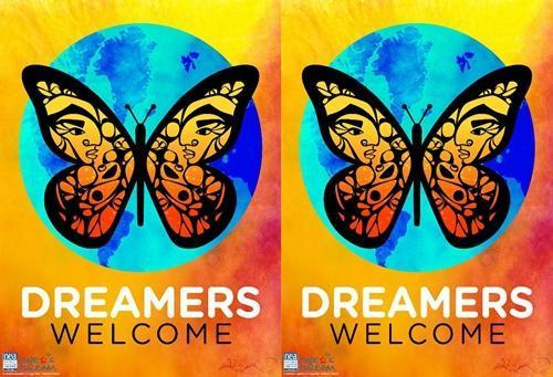 Dreamers Welcome small