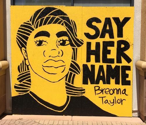 Black Lives Matter Exhibit