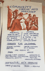Jane norling flyer Community Theatre arts