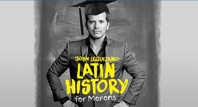 Latin History for Morons, a review by Nina Serrano