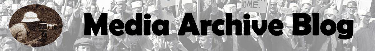 Media Archive Blog