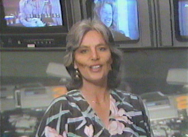 Nina Back from Nica 1984