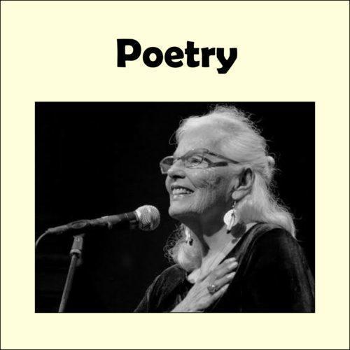 Nina Serrano's New Website Poetry