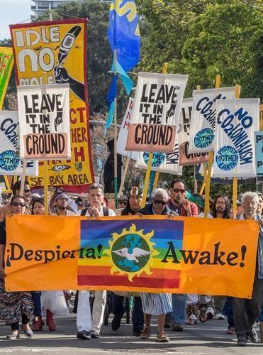 Rafael Awake banner in march 3 small
