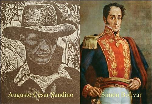 Sandino Bolivar small