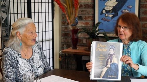 Nina Serrano and Judy Wells Discuss Dear Phebe