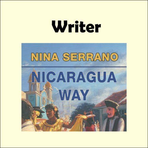 Nina Serrano, Writer