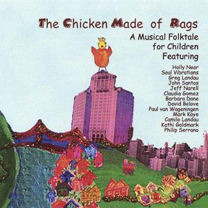 Cover of Chicken Made of Rags CD