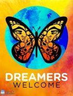 dreamers welcome poster small