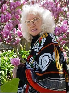 Mary Rudge, Poet Laureate, Alameda, CA