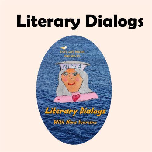 Literary Dialogs image peach