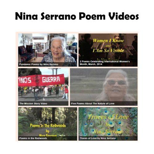 Nina Poem Videos 2 white