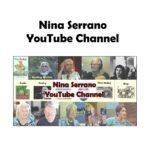Nina Serrano YouTube graphic 3