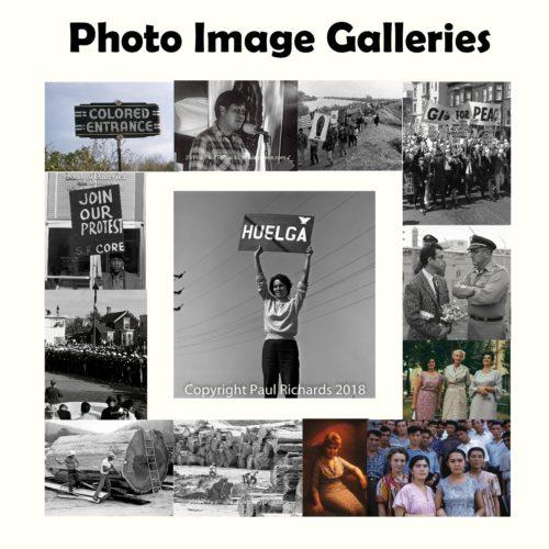 Photo image galleries no borders